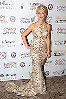 Laura Hamilton, London Lifestyle Awards, Lancaster London Hotel UK, 03 October 2016, Photo by Richard Goldschmidt