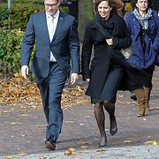 NLD/Laren/20121031 - Uitvaart Joop Stokkermans, Albert Verlinde en ????.