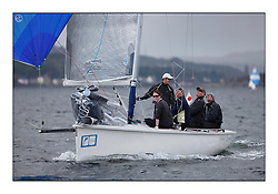 Brewin Dolphin Scottish Series 2010, Tarbert Loch Fyne - Yachting..Day one stated late but resulted in good conditions on Loch Fyne..GBR1757 , King Quick , Ruairidh Scott , Tarbert Loch Fyne YC , ......
