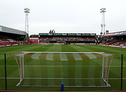 Griffin Park - Photo mandatory by-line: Robbie Stephenson/JMP - Mobile: 07966 386802 - 08/05/2015 - SPORT - Football - Brentford - Griffin Park - Brentford v Middlesbrough - Sky Bet Championship