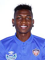 Colombia League - Liga Aguila 2015-2016 - <br /> Club Deportivo Junior de Barranquilla - Colombia / <br /> Yony Alexander Gonzalez Copete