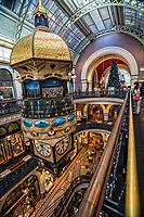 The Great Australian Clock, Queen Victoria Building