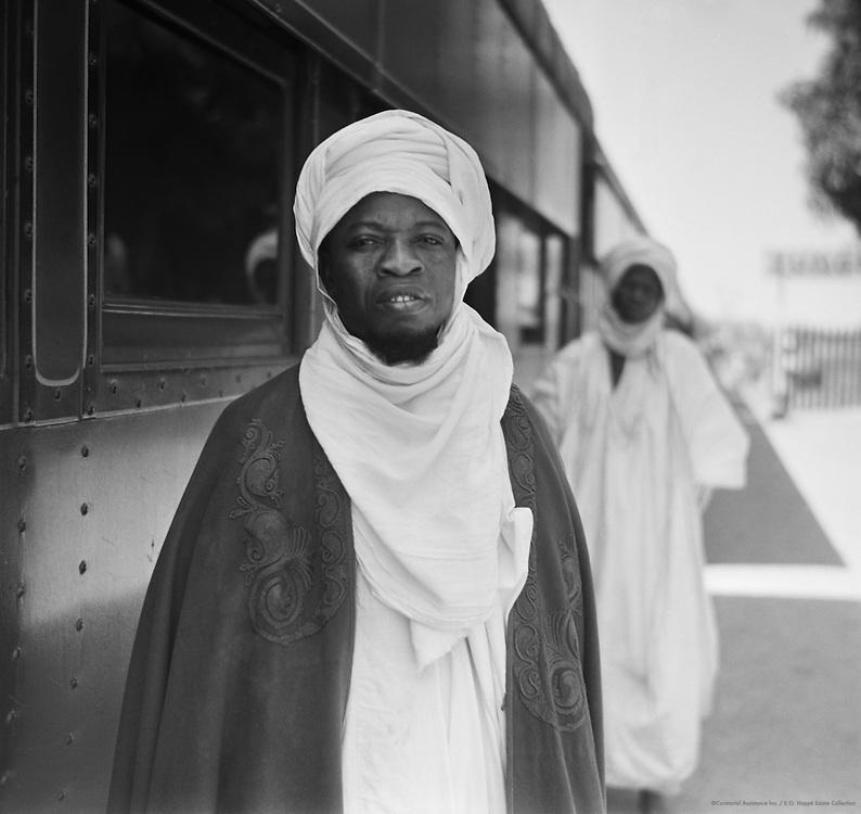 The Ibrahima, Lagos, Nigeria, Africa, 1937