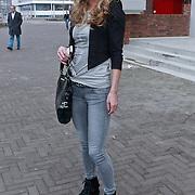 NLD/Amsterdam/20110314 - Presentatie nieuwe Helden en 14 jarig bestaan Johan Cruijff Foundation, inge de Bruijn