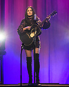 Kacey Musgraves performs at The Anthem in Washington, D.C. (Photo by Kyle Gustafson)