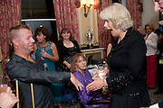 LEE PEARSON; CAMILLA DUCHESS OF CORNWALL, The Lady Joseph Trust, fundraising party.<br /> Camilla, Duchess of Cornwall  attends gala fundraising event as newly appointed President of the charity. The Lady Joseph Trust was formed in 2009 to raise funds to acquire horses for the UKÕs top Paralympic riders Cavalry and Guards Club, 127 Piccadilly, London,<br /> 26 October 2011. <br /> <br />  , -DO NOT ARCHIVE-© Copyright Photograph by Dafydd Jones. 248 Clapham Rd. London SW9 0PZ. Tel 0207 820 0771. www.dafjones.com.<br /> LEE PEARSON; CAMILLA DUCHESS OF CORNWALL, The Lady Joseph Trust, fundraising party.<br /> Camilla, Duchess of Cornwall  attends gala fundraising event as newly appointed President of the charity. The Lady Joseph Trust was formed in 2009 to raise funds to acquire horses for the UK's top Paralympic riders Cavalry and Guards Club, 127 Piccadilly, London,<br /> 26 October 2011. <br /> <br />  , -DO NOT ARCHIVE-© Copyright Photograph by Dafydd Jones. 248 Clapham Rd. London SW9 0PZ. Tel 0207 820 0771. www.dafjones.com.
