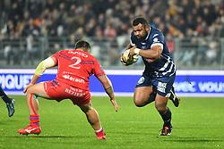 November 2, 2018 - France - VOSAWAI Manoa (RC Vannes) - Dorian MARCO PENA  (Credit Image: © Panoramic via ZUMA Press)
