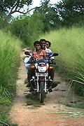 Motorcycle, Pokutenna, Sri Lanka
