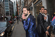 JACK GUINNESS; , Tom Ford cocktail and preview of Tom Ford's Spring-Summer 2016 Menswear Collection. 201-202 Sloane St. London. 14 June 2015