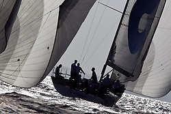 Race day 4 off the TP52 worlds, Spain, Valencia, 8th of October 2010 (5-9 October) © Sander van der Borch / Artemis