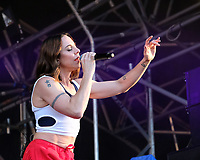 Melanie C live on stage at Victorious Festival 2021,photo by Dawn Fletcher-Park
