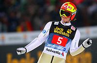 Hopp ,29. desember2010,<br /> OBERSTDORF,DEUTSCHLAND,29.DEZ.10 - SKI NORDISCH, SKISPRINGEN - FIS Weltcup, Vierschanzen-Tournee. Bild zeigt Tom Hilde (NOR).<br /> <br /> Norway only