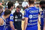 Gianmarco Pozzecco<br /> Banco di Sardegna Dinamo Sassari - Happycasa Brindisi<br /> LBA Legabasket Supercoppa Gir.D 2020/2021<br /> Olbia, 07/09/2020<br /> Foto L.Canu / Ciamillo-Castoria