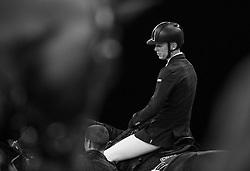 Kühner Max, (AUT), Cornet Kalua<br /> Laiterie de Montaigu Trophy<br /> Longines Masters Paris 2016<br /> © Hippo Foto - Cara Grimshaw