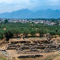 Sparta - Peloponnese - Greece