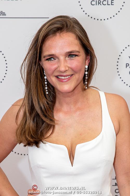 NLD/Amsterdam/20190628 - inloop International Young Patrons Gala 2019, Stephanie van Rappard