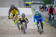 #138 (STRAZDINS Mikus) LAT at Round 6 of the 2018 UCI BMX Superscross World Cup in Zolder, Belgium
