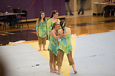 Rockville Winter Guard at Northern