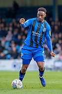 Gillingham FC forward Brandon Hanlan (7) during the EFL Sky Bet League 1 match between Gillingham and Oxford United at the MEMS Priestfield Stadium, Gillingham, England on 9 March 2019.