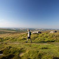 Two Moors Way - The Big Walk for Walk Magazine - Dartmoor and Exmoor - Devon UK