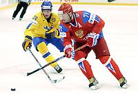 Kenny Jonsson (SWE) gegen Ilya Kovalchuk (RUS) © Melanie Duchene/EQ Images