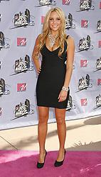 Amanda Bynes at the MTV Movie Awards 2007 in Los Angeles on June 3, 2007. EMPICS Entertainment Photo. Starmax/EMPICS Entertainment