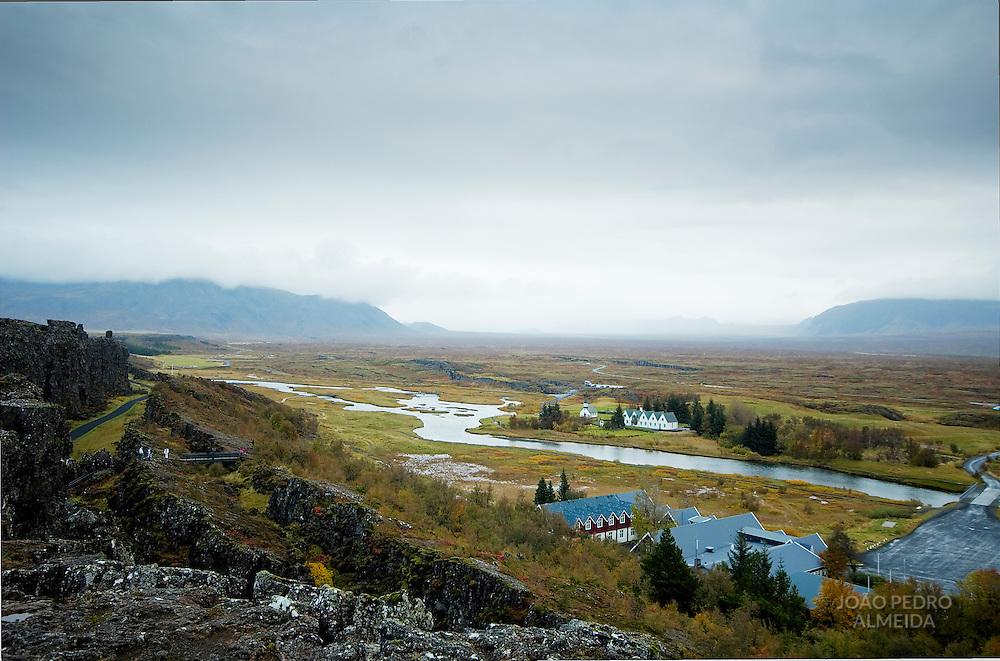 View of Thingvellir