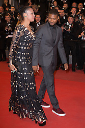May 17, 2016 - Cannes, France - Grace Miguel, Usher - CANNES 2016 - MONTEE DES MARCHES DU FILM 'HANDS OF STONE' (Credit Image: © Visual via ZUMA Press)