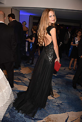 Alexandra Akhmerova at the Chain of Hope Gala Ball held at the Grosvenor House Hotel, Park Lane, London England. 17 November 2017.<br /> Photo by Dominic O'Neill/SilverHub 0203 174 1069 sales@silverhubmedia.com