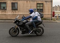 Morotcyclists rampage | Edinburgh | 13 January 2018