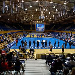 2018-01-19 North Carolina State at Duke Blue Devils wrestling