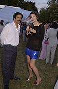 Honor Fraser. Serpentine Summer Gala. 28 June 2001. © Copyright Photograph by Dafydd Jones 66 Stockwell Park Rd. London SW9 0DA Tel 020 7733 0108 www.dafjones.com