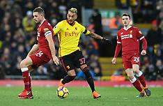 Liverpool v Watford - 17 March 2018