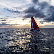 Leg 4, Melbourne to Hong Kong, day 12 on board MAPFRE. Photo by Ugo Fonolla/Volvo Ocean Race. 13 January, 2018.