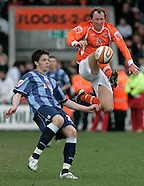 Blackpool v Charlton Athletic 230208