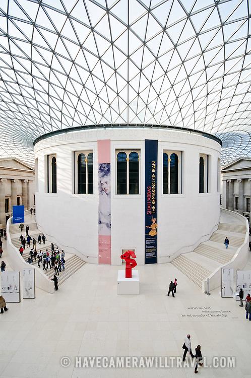 Main Hall of British Museum