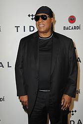 October 17, 2017 - New York, NY, USA - October 17, 2017  New York City..Stevie Wonder attending TIDAL X: Brooklyn at Barclays Center of Brooklyn on October 17, 2017 in New York City. (Credit Image: © Kristin Callahan/Ace Pictures via ZUMA Press)