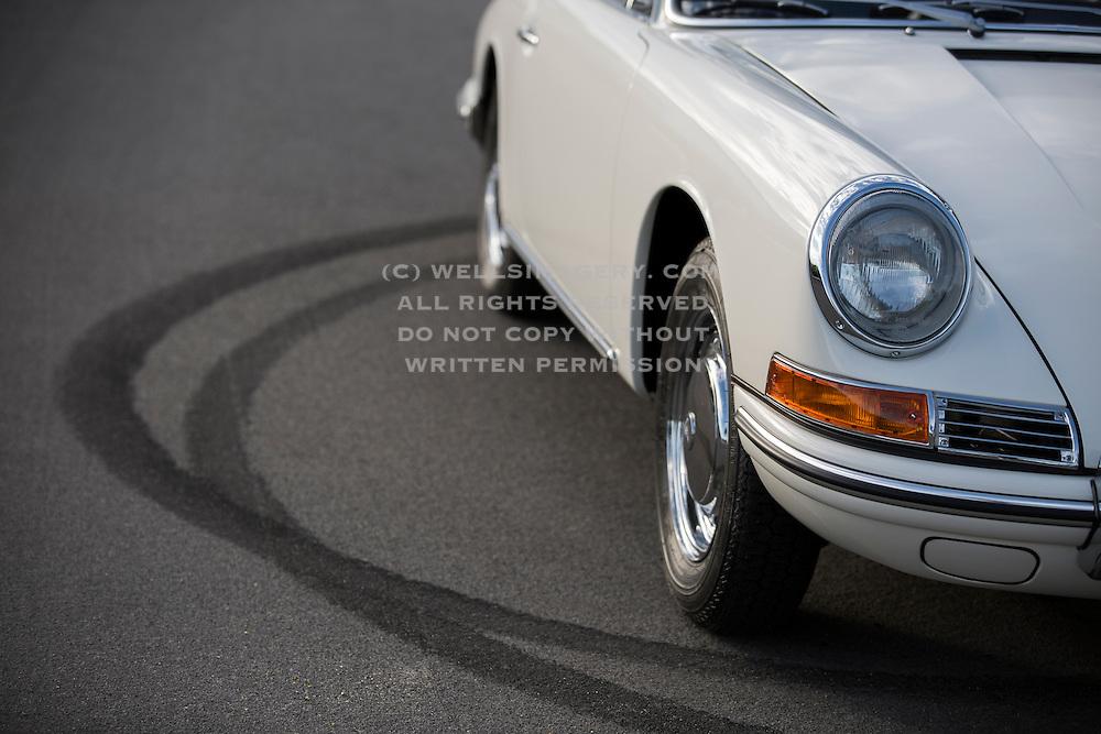 Image of a Light Ivory 1964 Porsche 912 Prototype, Porsche 902, California, America west coast by Randy Wells