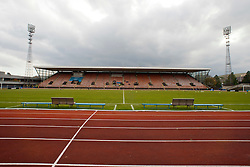 Meadowbank Stadium, a multi-purpose sports facility located at Meadowbank, in Edinburgh, Scotland. It hosted the Commonwealth Games of 1970 and 1986...