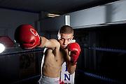 Lukas Boxer - Fight Advert, Calgary, Canada.