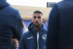 Max Ehmer of Bristol Rovers talks to the media - Mandatory by-line: Arron Gent/JMP - 05/09/2020 - FOOTBALL - Portman Road - Ipswich, England - Ipswich Town v Bristol Rovers - Carabao Cup