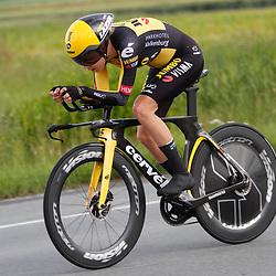 KNOKKE HEIST (BEL) July 10 CYCLING: <br /> 3th Stage Baloise Belgium tour Time Trial: Aafke Soet