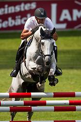 Estermann Paul, SUI, Chiccago K CH<br /> Aachen 2018<br /> © Hippo Foto - Sharon Vandeput<br /> 20/07/18