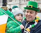 St Patrick's Day 17th March 2019