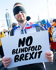 Blindfold Brexit 14th February 2019