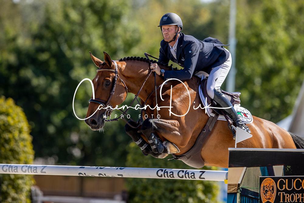 Bruynseels Niels, BEL, Kopernic Van Orti<br /> Belgisch Kampioenschap Jumping  <br /> Lanaken 2020<br /> © Hippo Foto - Dirk Caremans<br /> 05/09/2020