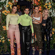 Four of Diamonds arrives at Tramp Members Club 40 Jermyn Street, on 23 May 2019, London, UK.