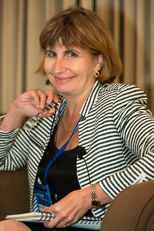 Nathalie Des Rosiers, Dean of Common Law, University of Ottawa Faculty of Law, and former Executive Director and General Counsel of the Canadian Civil Liberties Association. Canadian Bar Association 2013 Conference, Saskatoon, Saskatchewan.