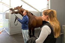 De Deken Julie, (BEL),  Lucky Dance<br /> Alltech FEI World Equestrian Games™ 2014 - Normandy, France.<br /> © Hippo Foto Team - Leanjo de Koster<br /> 25/06/14
