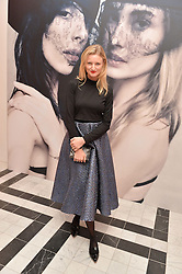 CANDICE LAKE at a dinner to celebrate the exclusive Capsule collection: Maison Michel by Karl Lagerfeld held at Selfridges, 400 Oxford Street, London on 23rd February 2015.